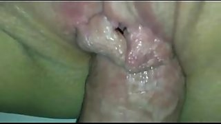 Creamy Squirting Pussy Dripping Real Juices